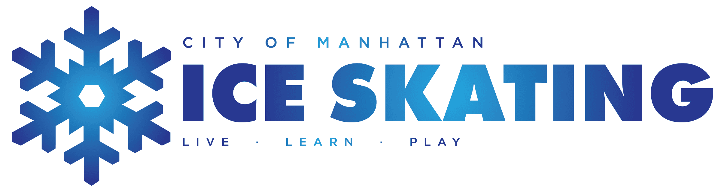ICE SKATING LOGO Horizontal