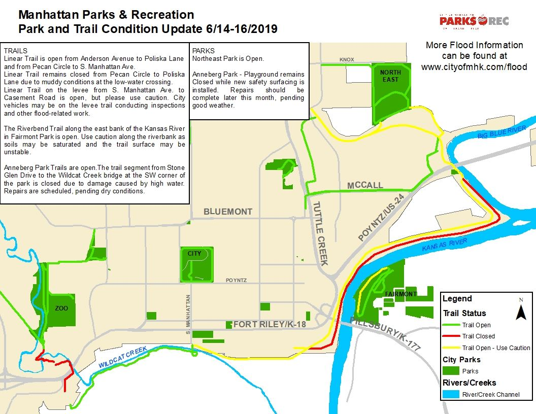 Parks and Trails Recovery Updates | Manhattan Parks and Rec, KS on farmington canal map, henderson field map, watson island map, central point map, road map, street map, sam's point preserve map, roscommon county gis map, st. john's map, cloudland canyon yurt map, yellowstone county montana map, town of perinton ny map, route 66 scenic byway map, recapture canyon utah map, summit county colorado topo map, aep recreation lands ponds map, hiking map, st. catharines map,